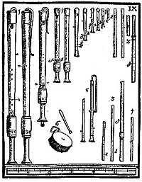 praetorius-recorders